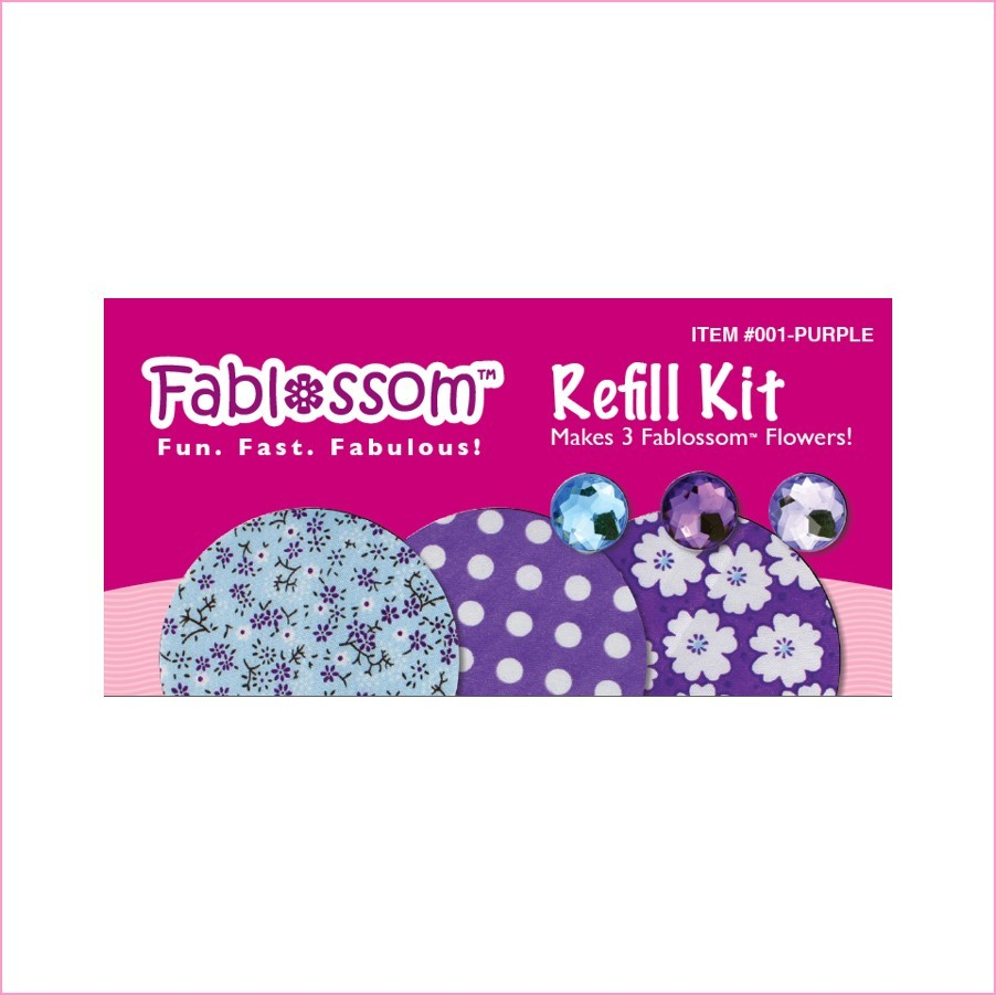 Purple Refill Kit