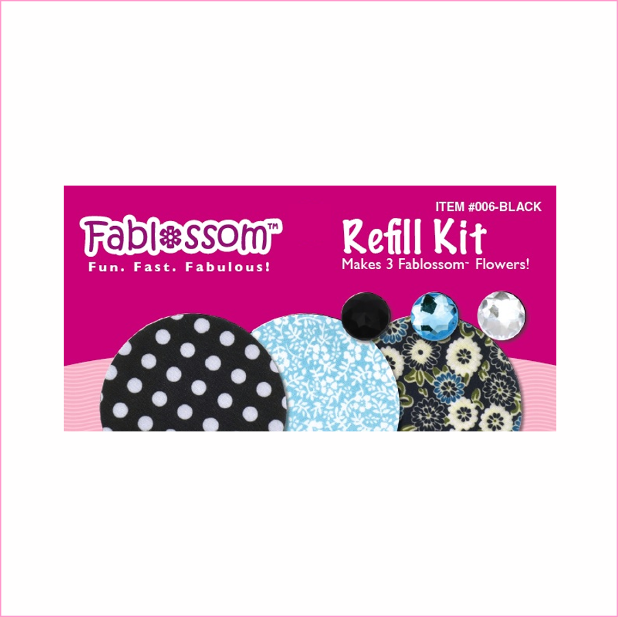 Black Refill Kit