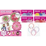 Fablossom Fabric Deluxe Starter Kit with Free Headbands